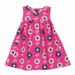 Kite Dress Potato Print Pink